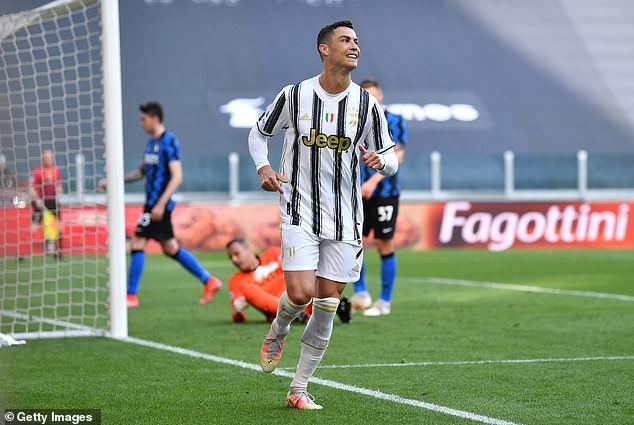 Đánh bại Inter Milan, Juventus nghẹt thở vào Top 4 - ảnh 2