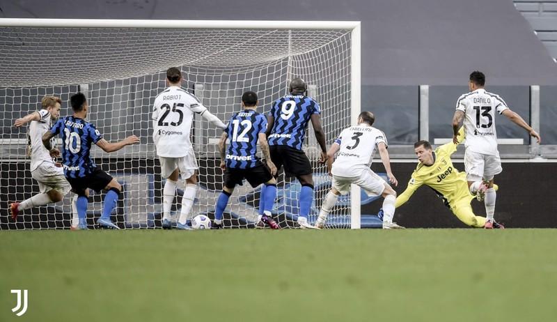 Đánh bại Inter Milan, Juventus nghẹt thở vào Top 4 - ảnh 4