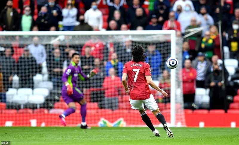 Thành Manchester không thắng ở vòng áp chót Premier League - ảnh 1