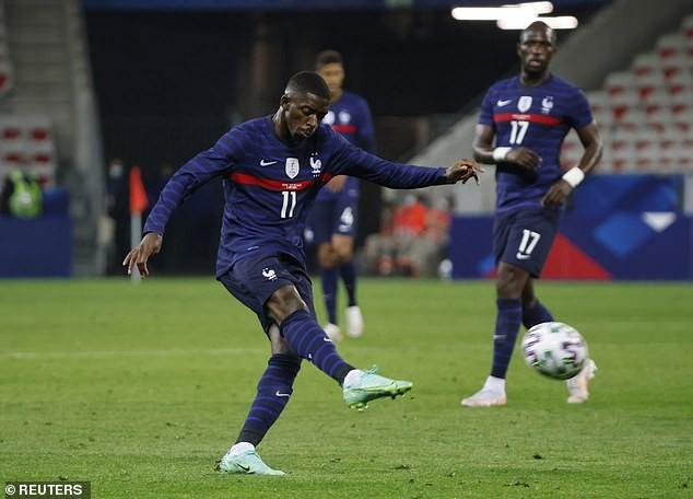 Pháp thắng lớn, Hà Lan và tuyển Đức bị cầm hòa - ảnh 3