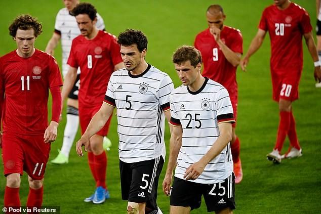 Pháp thắng lớn, Hà Lan và tuyển Đức bị cầm hòa - ảnh 5