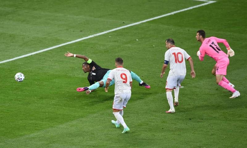 Áo - Bắc Macedonia (3-1): Dấu ấn của những cầu thủ dự bị - ảnh 2