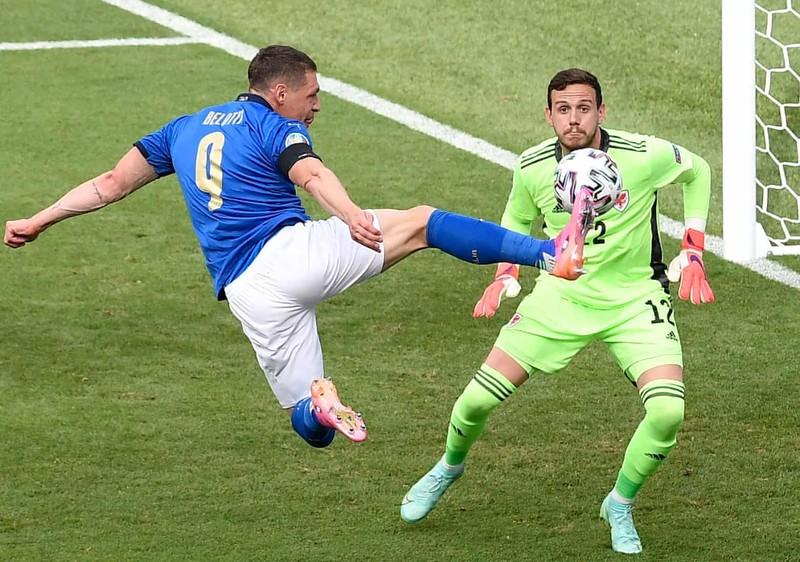 Ý toàn thắng cùng xứ Wales đi tiếp, Thụy Sĩ chờ vé vớt - ảnh 1