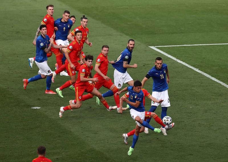 Ý toàn thắng cùng xứ Wales đi tiếp, Thụy Sĩ chờ vé vớt - ảnh 2