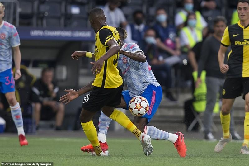 Ronaldo ghi bàn, Lingard hóa tội đồ khiến MU thua sốc Young Boys - ảnh 2