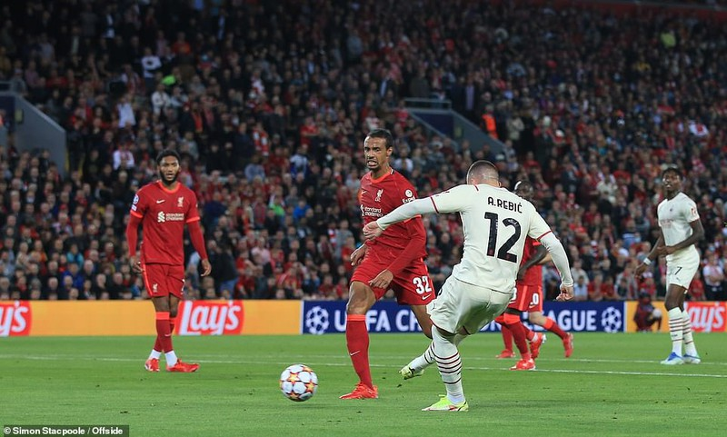 Liverpool thắng nghẹt thở AC Milan, Real Madrid hạ Inter Milan phút cuối  - ảnh 2