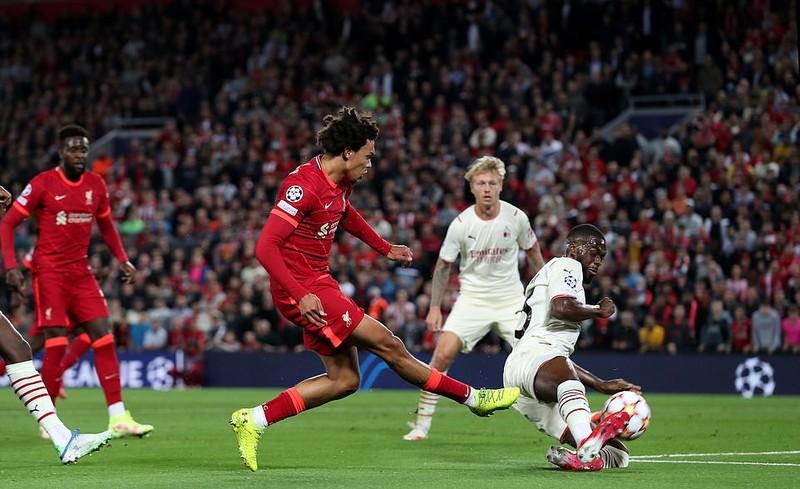 Liverpool thắng nghẹt thở AC Milan, Real Madrid hạ Inter Milan phút cuối  - ảnh 1