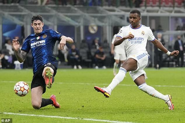 Liverpool thắng nghẹt thở AC Milan, Real Madrid hạ Inter Milan phút cuối  - ảnh 6