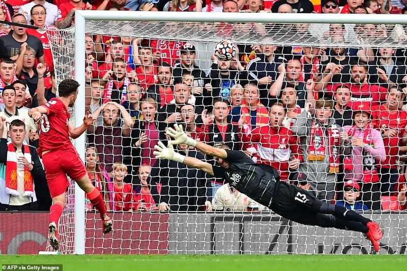 Liverpool lên đầu bảng, Arsenal thắng trận thứ hai nhờ siêu phẩm đá phạt - ảnh 2