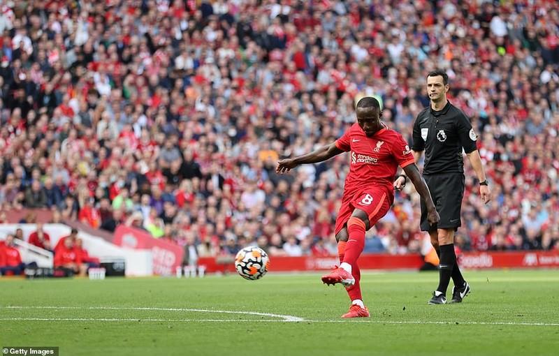 Liverpool lên đầu bảng, Arsenal thắng trận thứ hai nhờ siêu phẩm đá phạt - ảnh 5