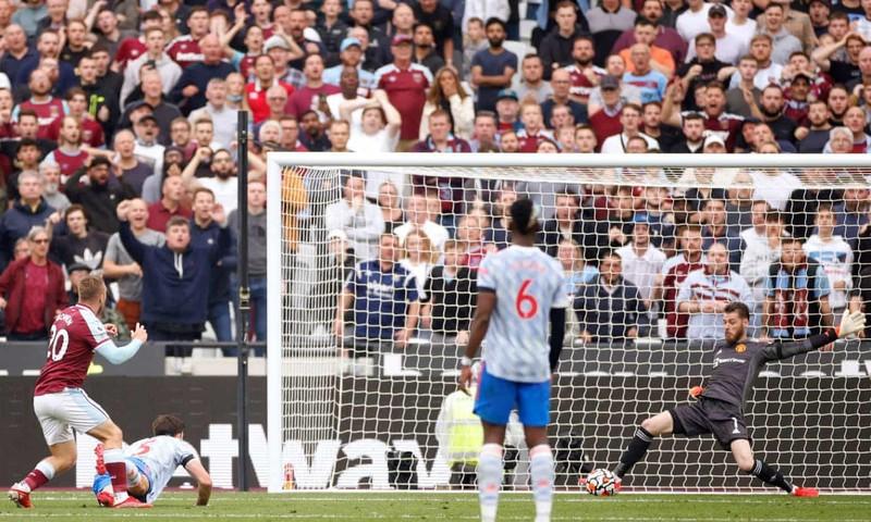 Ronaldo lập công, Lingard chuộc lỗi giúp MU hạ West Ham kịch tính - ảnh 1