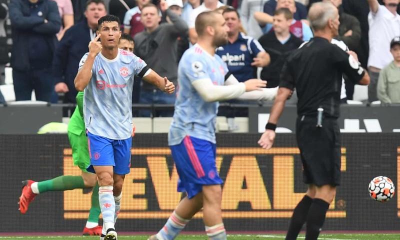 Ronaldo lập công, Lingard chuộc lỗi giúp MU hạ West Ham kịch tính - ảnh 5
