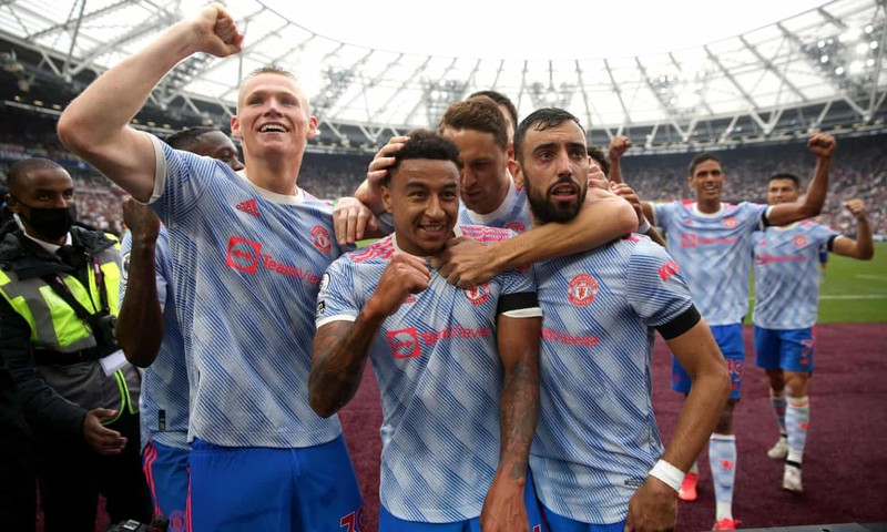 Ronaldo lập công, Lingard chuộc lỗi giúp MU hạ West Ham kịch tính - ảnh 6