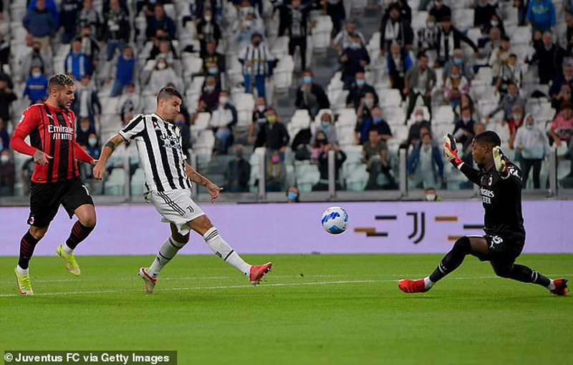 Juventus hòa AC Milan, HLV Allegri trách mình, trách học trò - ảnh 1