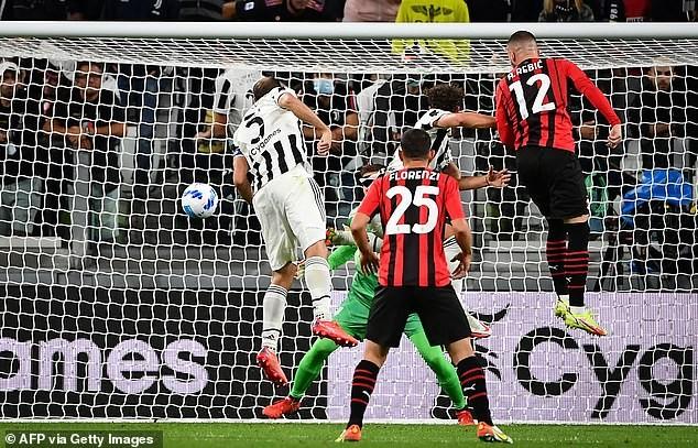 Juventus hòa AC Milan, HLV Allegri trách mình, trách học trò - ảnh 2