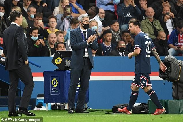 Pochettino giải thích về quyết định khiến Messi bực bội - ảnh 4