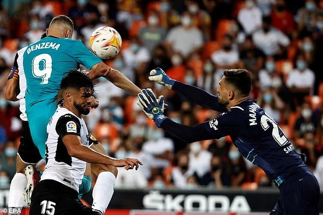 Real Madrid thắng nghẹt thở Valencia 5 phút cuối, Ancelotti nói gì? - ảnh 2