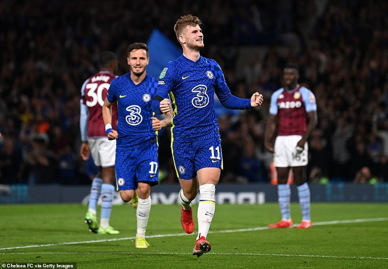 """MU bị loại khỏi Carabao Cup, Chelsea và Tottenham thắng loạt """"đấu súng""""  - ảnh 4"""