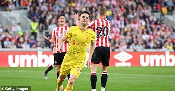 Liverpool chật vật chia điểm Brentford trong cơn mưa bàn thắng - ảnh 4