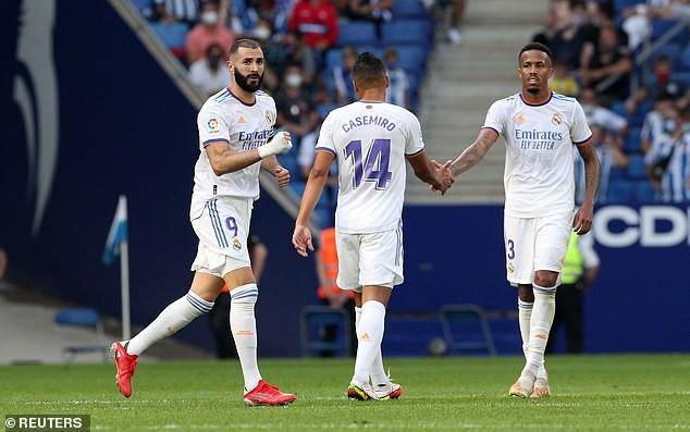 Real Madrid trượt dài với trận thứ ba liên tiếp không thắng - ảnh 4