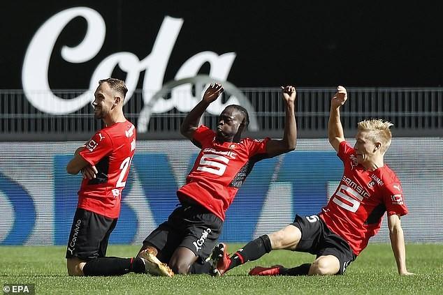 Messi, Neymar và Mbappe cùng ra sân nhưng PSG vẫn thua  - ảnh 3