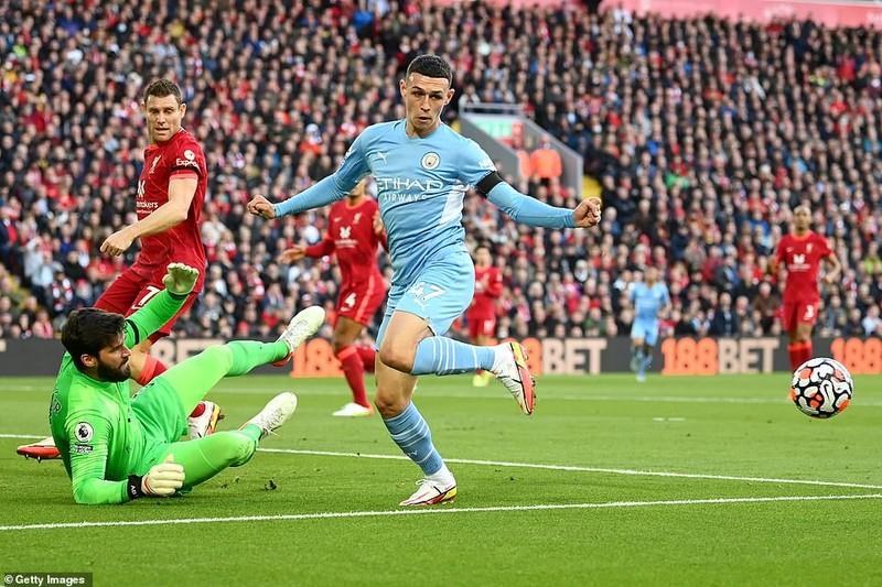Liverpool và Man. City rượt đuổi ngoạn mục, Chelsea hưởng lợi - ảnh 2
