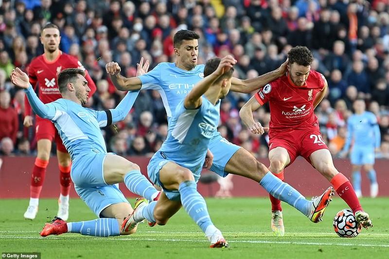 Liverpool và Man. City rượt đuổi ngoạn mục, Chelsea hưởng lợi - ảnh 3