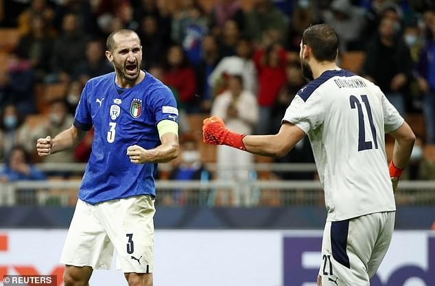 Trung vệ Chiellini: 'Tuyển Ý đứt chuỗi bất bại là điều cần thiết' - ảnh 3