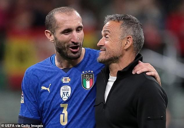 Trung vệ Chiellini: 'Tuyển Ý đứt chuỗi bất bại là điều cần thiết' - ảnh 2