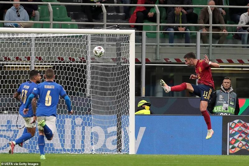 Hạ tuyển Ý tại San Siro, Tây Ban Nha giành vé vào chung kết Nations League - ảnh 3