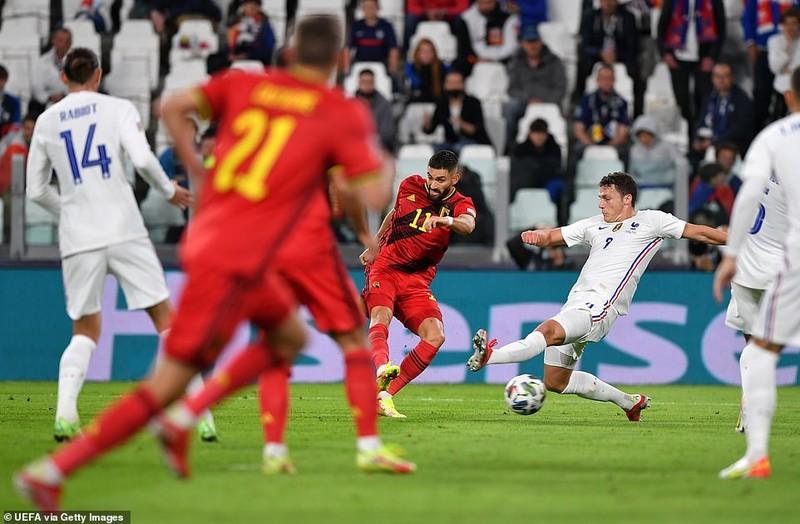 Bùng nổ hiệp 2, Pháp ngược dòng kịch tính hạ Bỉ vào chung kết - ảnh 2