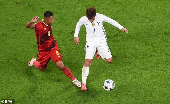 Bùng nổ hiệp 2, Pháp ngược dòng kịch tính hạ Bỉ vào chung kết - ảnh 5