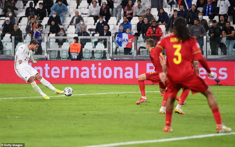 Bùng nổ hiệp 2, Pháp ngược dòng kịch tính hạ Bỉ vào chung kết - ảnh 8