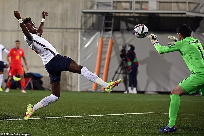 Harry Kane và Sterling dự bị, tuyển Anh vẫn thắng đậm chủ nhà Andorra - ảnh 3