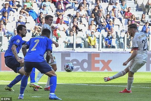 Bùng nổ hiệp 2, tuyển Ý hạ gục Bỉ giành hạng ba Nations League - ảnh 2