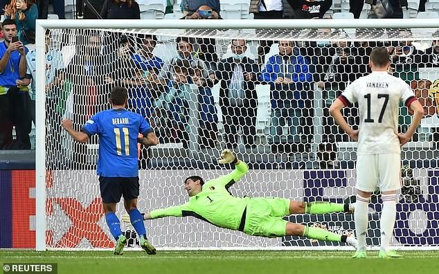 Bùng nổ hiệp 2, tuyển Ý hạ gục Bỉ giành hạng ba Nations League - ảnh 4
