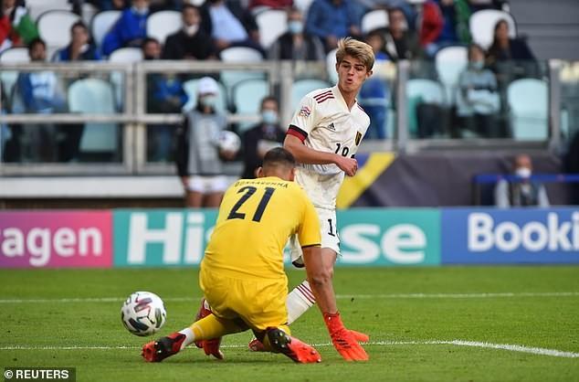 Bùng nổ hiệp 2, tuyển Ý hạ gục Bỉ giành hạng ba Nations League - ảnh 5