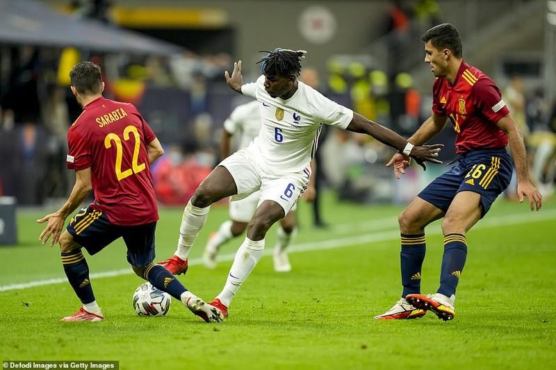 Benzema, Mbappe ghi bàn, Pháp lội ngược dòng vô địch Nations League - ảnh 1