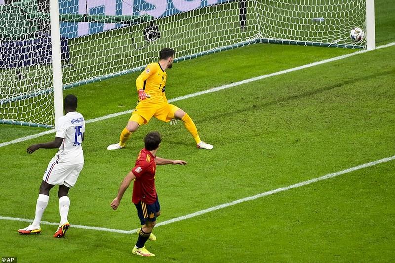 Benzema, Mbappe ghi bàn, Pháp lội ngược dòng vô địch Nations League - ảnh 2