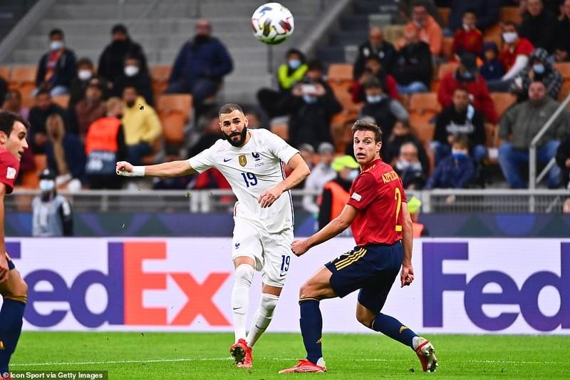 Benzema, Mbappe ghi bàn, Pháp lội ngược dòng vô địch Nations League - ảnh 3