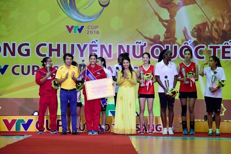 Chung kết VTV Cup 2016: Tuyển nữ Việt Nam thất bại  - ảnh 5
