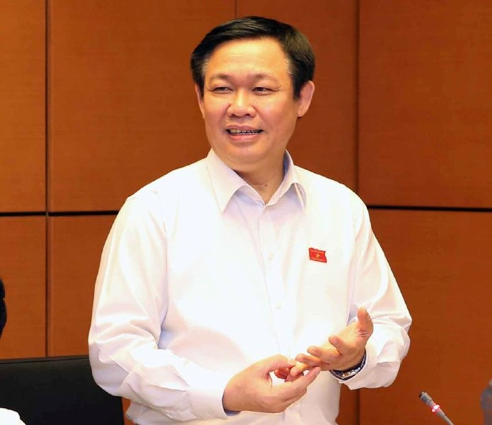 PTT Vương Đình Huệ: Dứt khoát không nới trần nợ công - ảnh 1