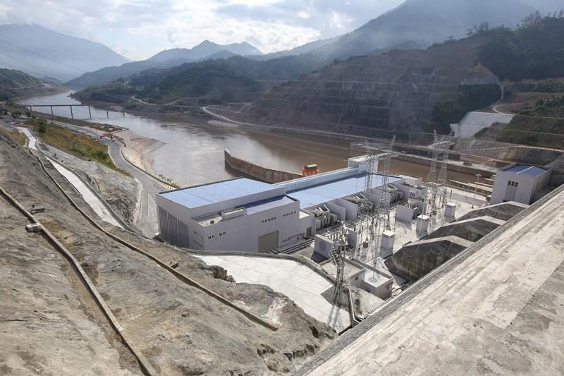 Ngắm dự án thủy điện lớn thứ 3 Đông Nam Á - ảnh 9