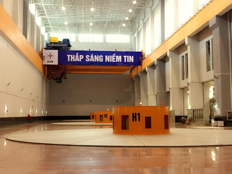Ngắm dự án thủy điện lớn thứ 3 Đông Nam Á - ảnh 6