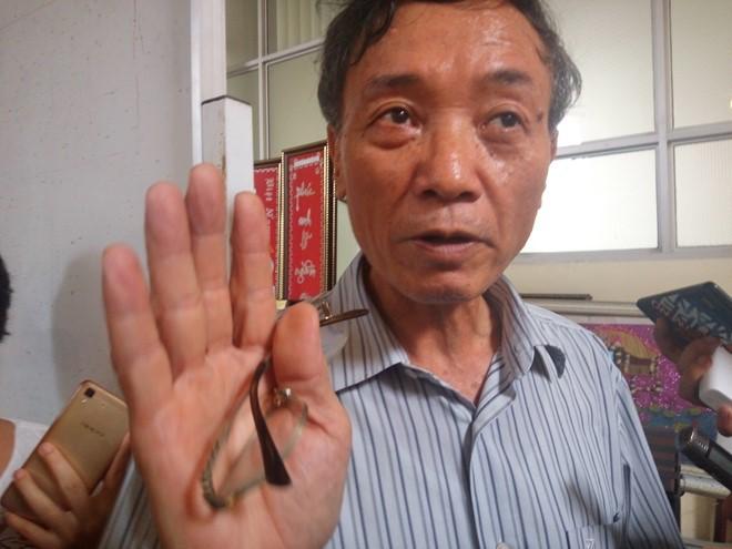 Vụ 'nước mắm nhiễm asen': Cách chức ông Vương Ngọc Tuấn - ảnh 1