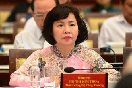 Thứ trưởng Hồ Thị Kim Thoa, Bóng đèn Điện Quang Thứ trưởng Kim Thoa