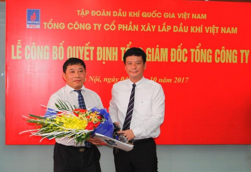 Điều động ông Nguyễn Đình Thế làm tổng giám đốc PVC - ảnh 1
