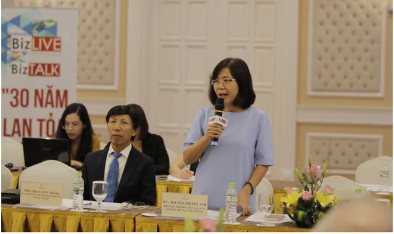 Samsung: Doanh nghiệp Việt đừng quá tham vọng  - ảnh 1