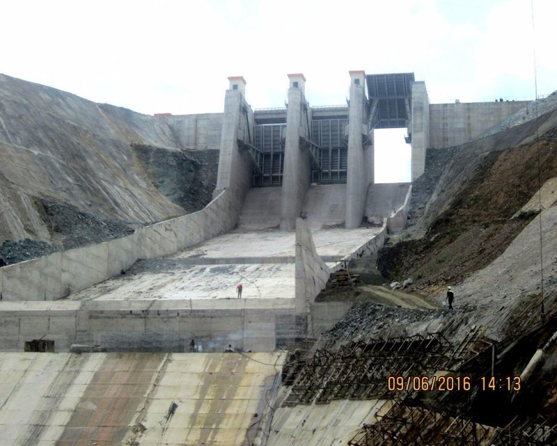 Bộ Công Thương sắp báo cáo sự cố thủy điện Sông Bung - ảnh 1