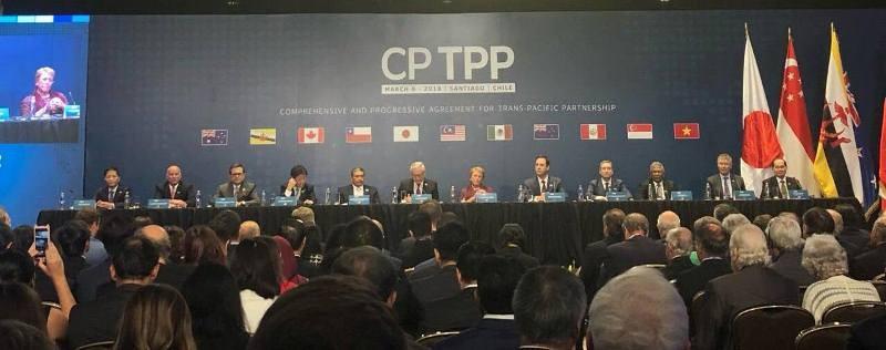 Chính thức ký TPP mới: 'Thụ động sẽ phải trả giá' - ảnh 1